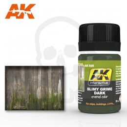 AK Interactive AK026 Slimy Grime Dark 35ml
