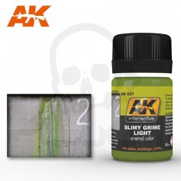 AK Interactive AK027 Slimy Grime Light 35ml