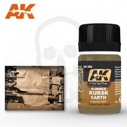 AK Interactive AK080 Summer Kursk Earth Effects 35ml