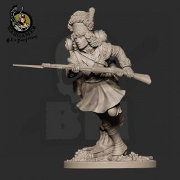 Fiona from 42nd Highlanders (28 mm)