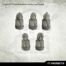 Guardswoman Torsos and Heads