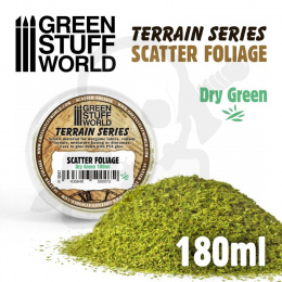 Scatter Foliage - Dry Green - 180 ml