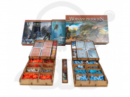 e-Raptor Insert War of the Ring (Second Edition)