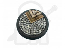 Cobblestone Bases, WRound 50mm - 1 pc