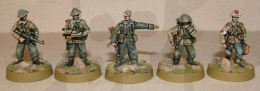 Neu Heer grenadier command inc radio