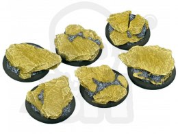 Shale Bases, WRound 40mm - 2 pcs