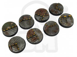 Tech Bases, 32mm Round - 4 pcs